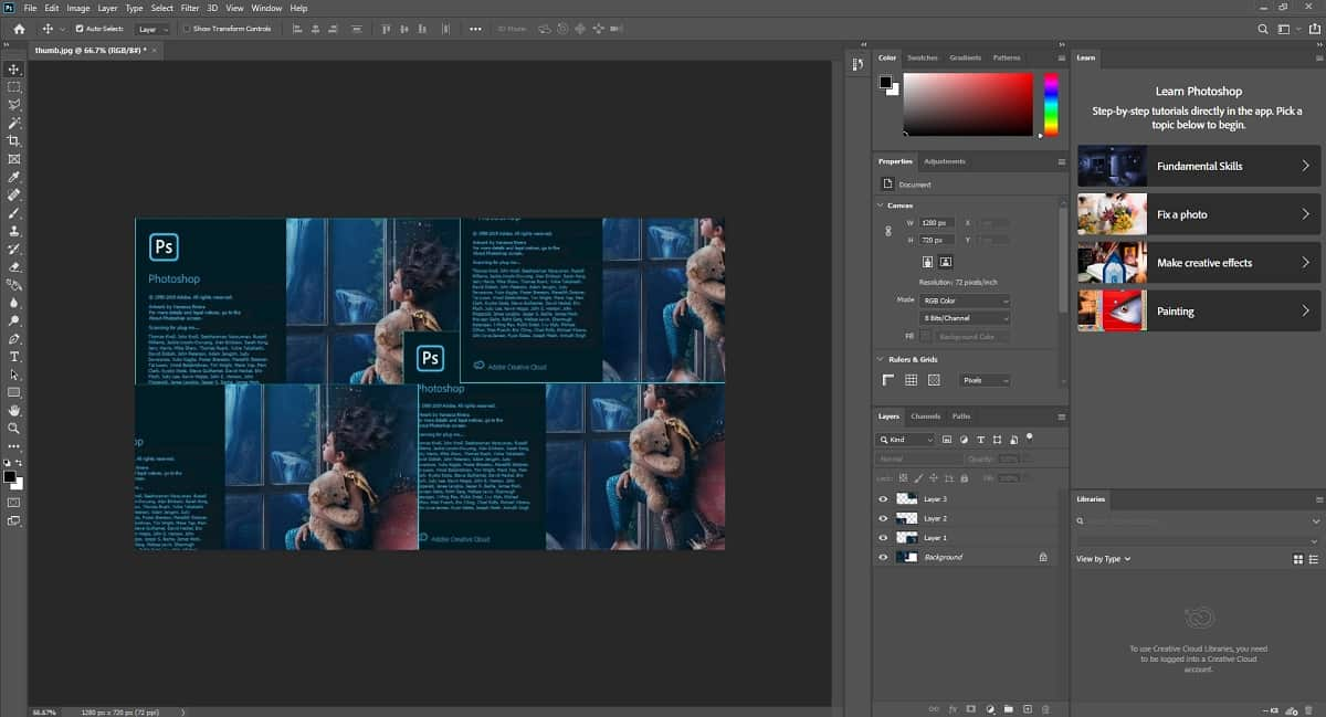 Download Adobe Photoshop free full