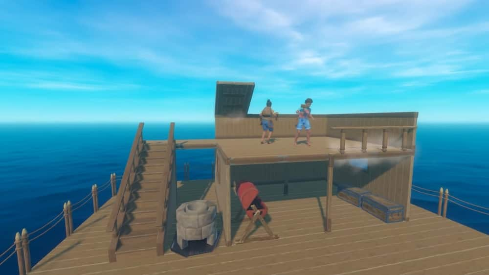 Raft Multiplayer online with friend download