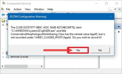 fix Class Not Registered error on Windows 10, cannot open files or applications-03